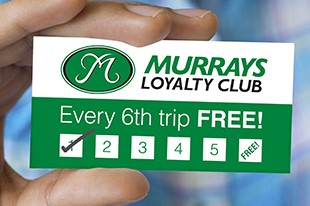 Murrays Loyalty Club