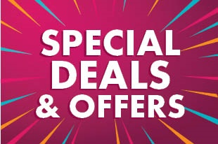 Special Deals & Offers